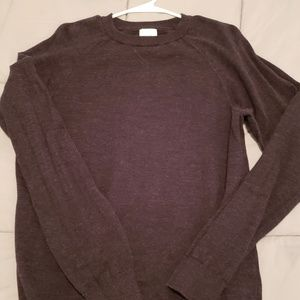 H&M dark grey sweater L